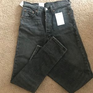 NWT Levi 501 Skinny Jeans